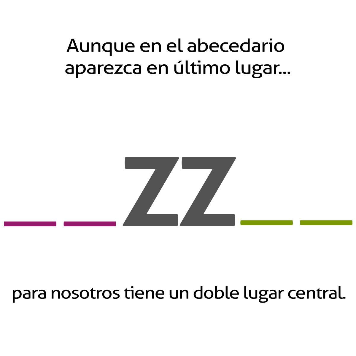 Las 2 Z_En lazzum ocupan un lugar central