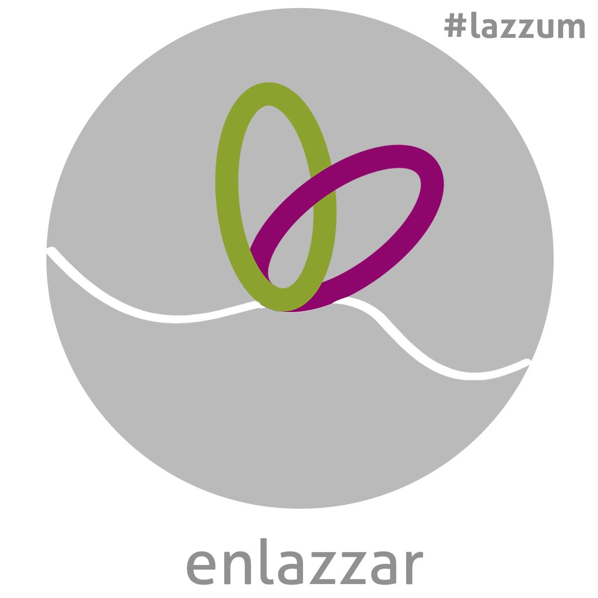 Símbolo_enlazzar&LogoLazzum