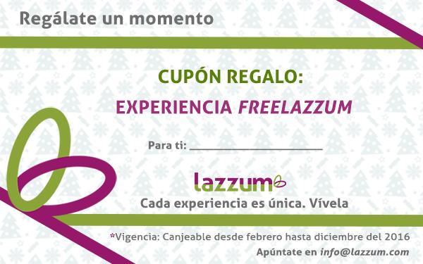 CuponRegalo_ExperienciaFreelazzum_2016