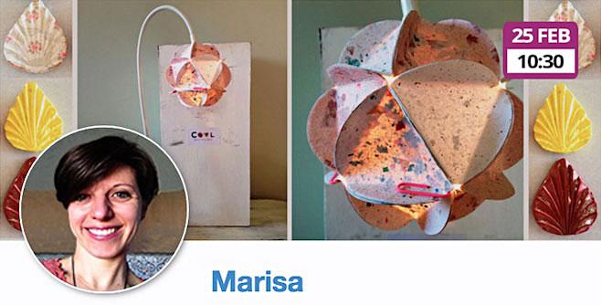 Actividad Freelazzum 'Taller de reciclaje creativo: pantallas de papel'