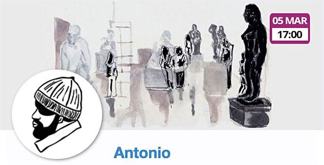 Actividad freelazzum 'Taller de sketching: dibujanto en museos'