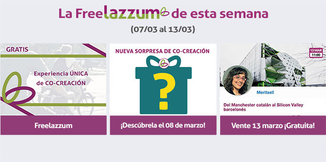 La freelazzum de esta semana (07 al 13 marzo)